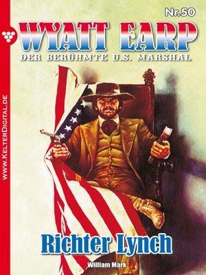 cover image of Wyatt Earp 50 – Western