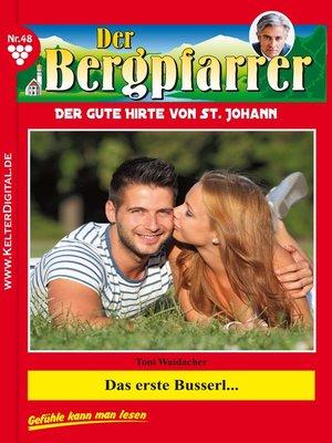cover image of Der Bergpfarrer 48--Heimatroman