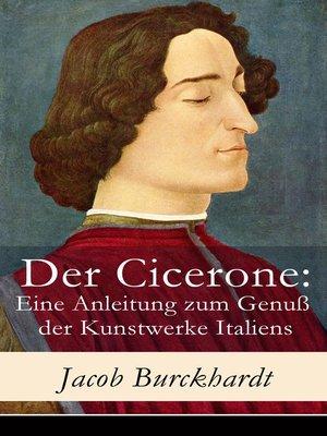 cover image of Der Cicerone