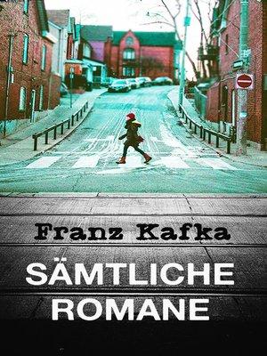 cover image of Sämtliche Romane