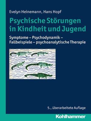 cover image of Psychische Störungen in Kindheit und Jugend
