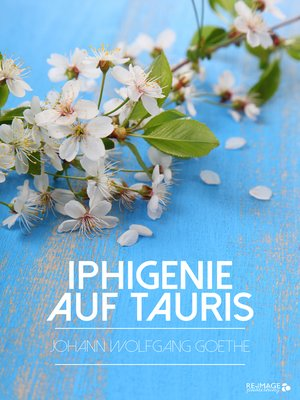 cover image of Iphigenie auf Tauris