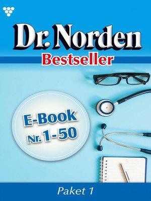 cover image of Dr. Norden Bestseller Paket 1 – Arztroman
