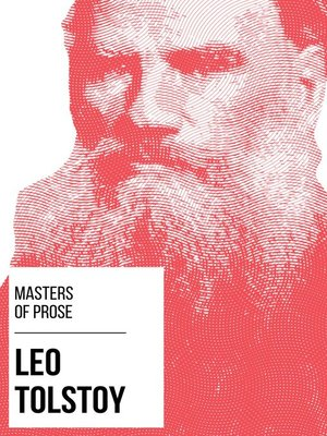 cover image of Masters of Prose--Leo Tolstoy