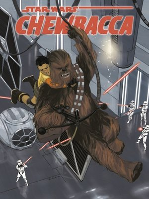 cover image of Star Wars Sonderband 91--Chewbacca