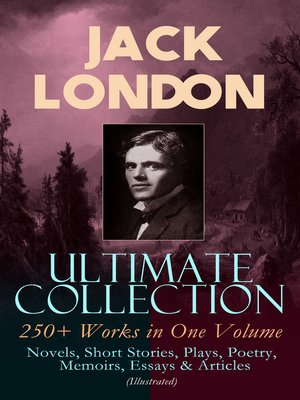 cover image of JACK LONDON Ultimate Collection