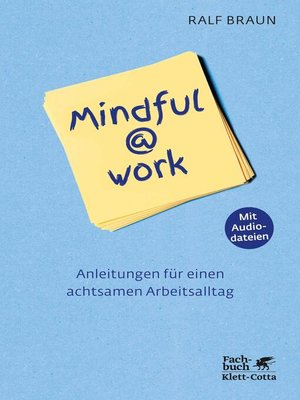 cover image of Mindful@work