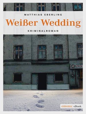 cover image of Weißer Wedding