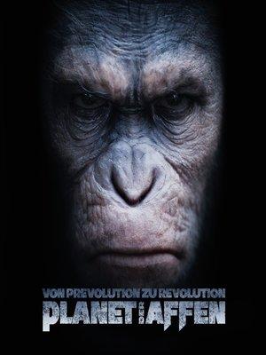 cover image of Planet der Affen Artbook