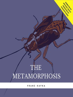 cover image of The Metamorphosis