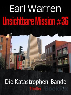 cover image of Unsichtbare Mission #36