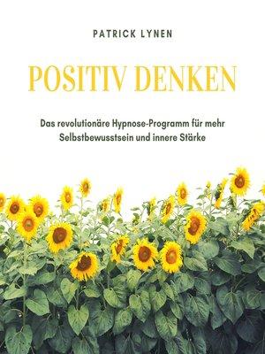 cover image of POSITIV DENKEN