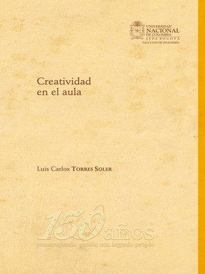 cover image of Creatividad en el aula