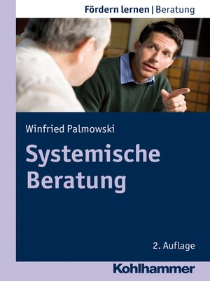 cover image of Systemische Beratung