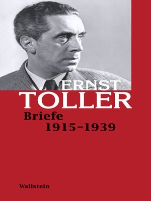 cover image of Briefe 1915-1939