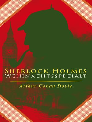 cover image of Sherlock Holmes-Weihnachtsspecial