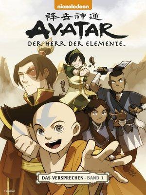 cover image of Avatar--Der Herr der Elemente 1