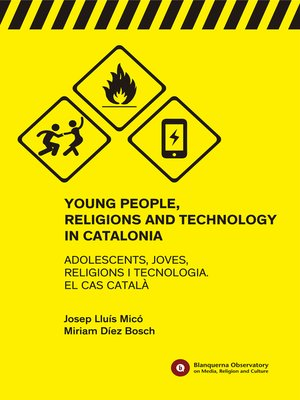 cover image of Young People, Religions and Technology in Catalonia