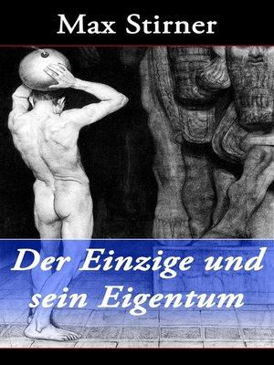 cover image of Der Einzige und sein Eigentum