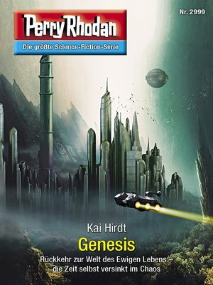 cover image of Perry Rhodan 2999