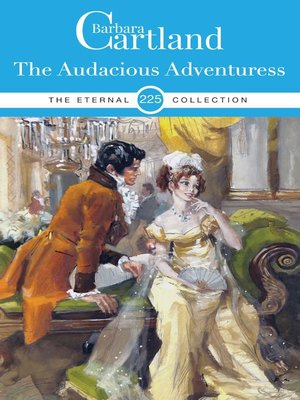 cover image of The Audacious Adventuress