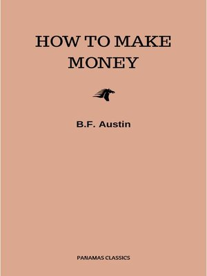 cover image of How to Make Money
