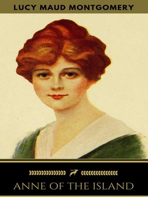 cover image of Anne of the Island (Anne Shirley Series #3)