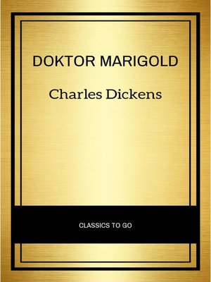 cover image of Doktor Marigold