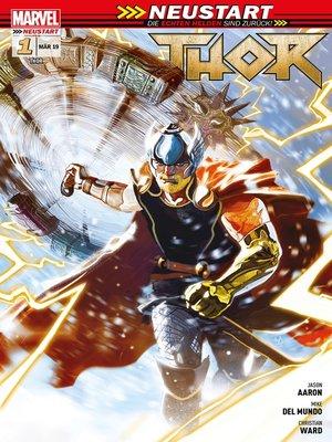 cover image of Thor 1--Rückkehr des Donnerers