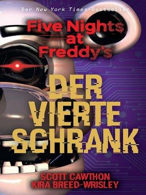 cover image of Der vierte Schrank