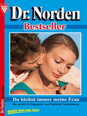 cover image of Dr. Norden Bestseller 34--Arztroman