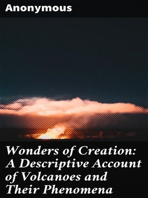 cover image of Wonders of Creation