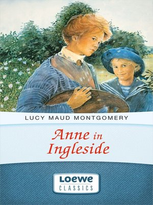 cover image of Anne in Ingleside
