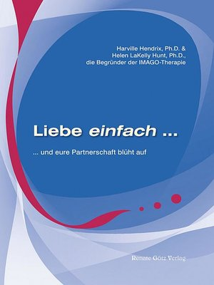 cover image of Liebe einfach ...