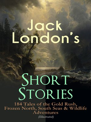 cover image of Jack London's Short Stories