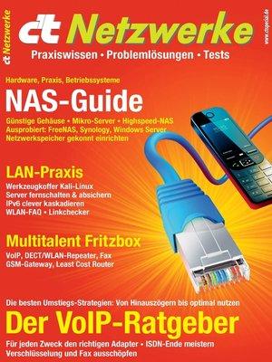cover image of c't Netzwerke (2016)