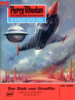 cover image of Perry Rhodan 480