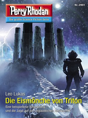 cover image of Perry Rhodan 2991