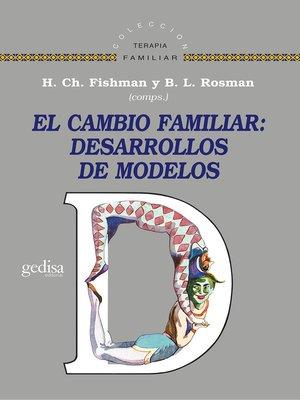 cover image of El cambio familiar