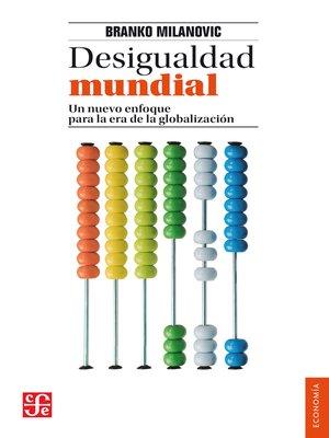 cover image of Desigualdad mundial