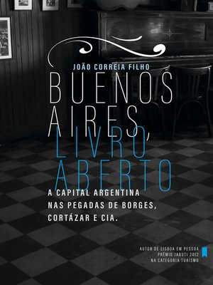 cover image of Buenos Aires, livro aberto