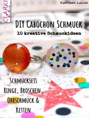 cover image of DIY Cabochon Schmuck
