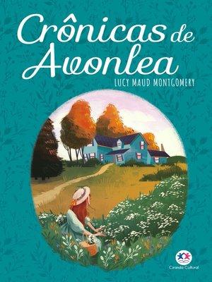cover image of Crônicas de Avonlea