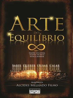 cover image of Arte do Equilíbrio