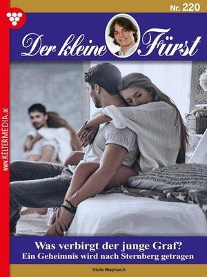cover image of Der kleine Fürst 220 – Adelsroman