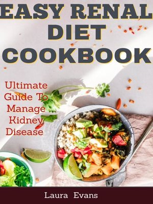 cover image of Easy Renal Diet Cookbook