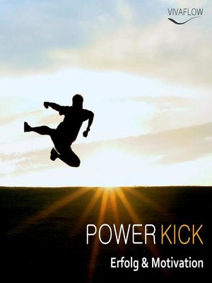 cover image of Power Kick--Mehr Energie, Erfolg & Motivation