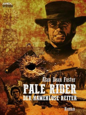 cover image of PALE RIDER--DER NAMENLOSE REITER