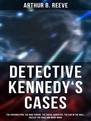 cover image of Detective Kennedy's Cases