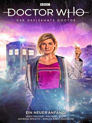 cover image of Doctor Who--Der dreizehnte Doctor